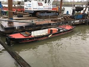 Arbeitsboot Lisa