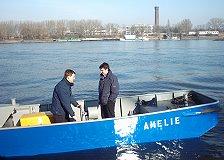 Arbeitsboot Amelie