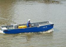 Arbeitsboot Erik